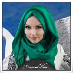 Muslima wear 2014 yeni sezon şal modelleri
