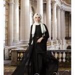 Muslima wear yeni sezon siyah şifon elbise