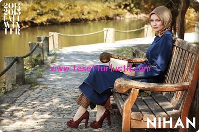 Nihan Giyim 2014-2015 sonbahar-kış koleksiyonu