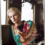 Pierre Cardin 2014-2015 scarf collection