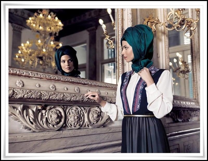 Tekbir Giyim 2015 tesettür modası