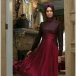 Doque İstanbul 2015 kapalı abiye elbise modelleri