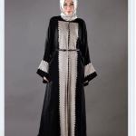 Feradje 2015 yeni sezon siyah ferace modelleri