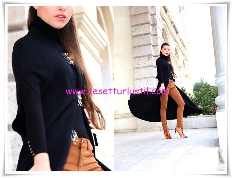 Latifa-2015-Kış-Kapalı kıyafetler