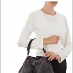 Aker süet püsküllü kol çantası