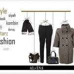 Alvina 2015 kışlık kombin önerileri