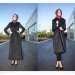 Gönül Kolat 2015 kış tesettür modası