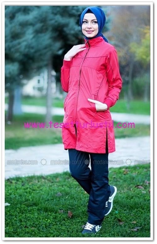 Moda Nisa kırmızı-lacivert-eşofman-takımı-taifa-120 TL