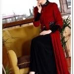 Tozlu giyim bordo içli takım elbise-100 TL