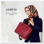 Armine 2015 yeni sezon eşarp modelleri