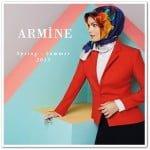 Armine 2015 yeni sezon çiçek desenli eşarplar