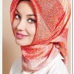 Karaca 2015 ipek eşarp modelleri