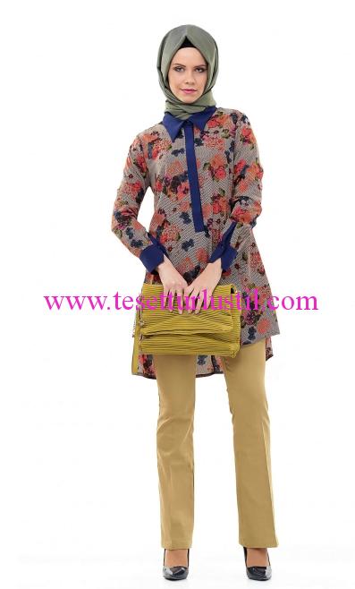 Doque 2015 İlkbahar Yaz Koleksiyonu gömlek tunik modelleri