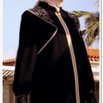 Alvina 2015 siyah abiye ferace