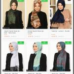 Moda Nisa 2015 püsküllü şal modelleri