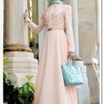 gamze-polat-somon-deri-detayli-elbise-275 TL
