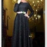 merve-gunduz-siyah-acelya-abiye-elbise-495 tl