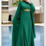 merve-gunduz-yesil-mahperi-abiye-mezuniyet-elbisesi-495 TL