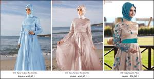 2015 en güzel nişan elbise modelleri
