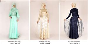 Alvina 2015 nişan elbise modelleri