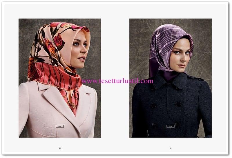 2016 modası eşarp modelleri