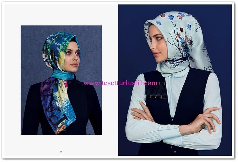 Armine 2015-2016 modası eşarplar