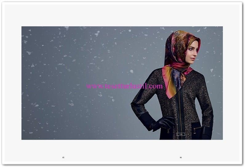 Armine 2015-2016 sonbahar-kış modası eşarplar