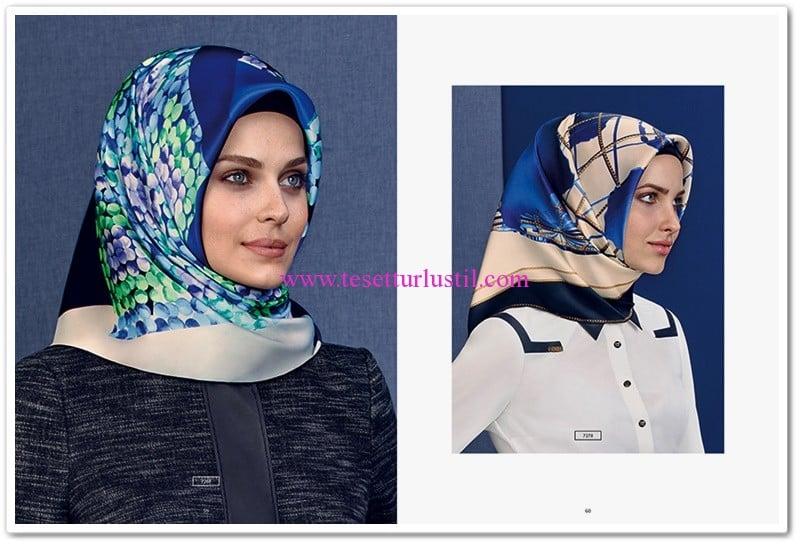Armine 2016 modası eşarplar