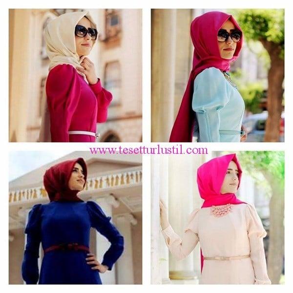 Sema Şimşek 2015 tesettür giyim koleksiyonu