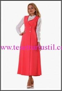 kayra-yakası-broşlu-elbise-yavruağzı-220 TL