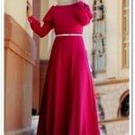 sema-simsek-fusya-prenses-elbise-230 TL