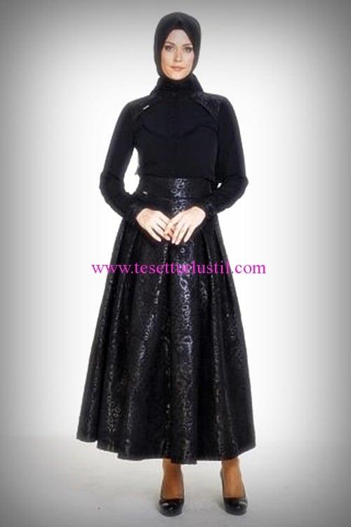 Armine siyah bluz-150 TL