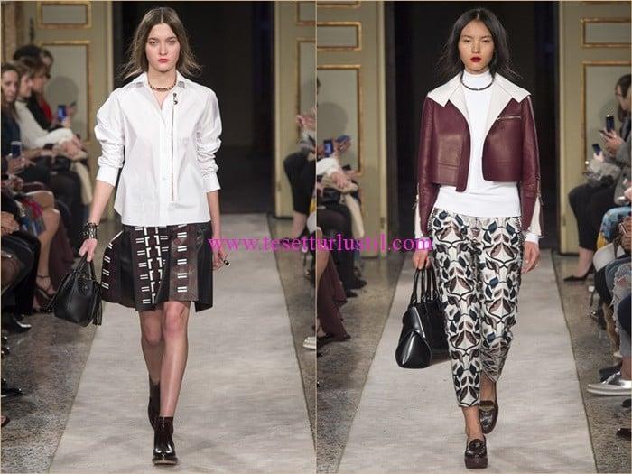 Tods 2016 yeni sezon bayan ayakkabı-çanta modelleri