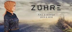 Zühre Pardesü 2015-2016 sonbahar-kış koleksiyonu