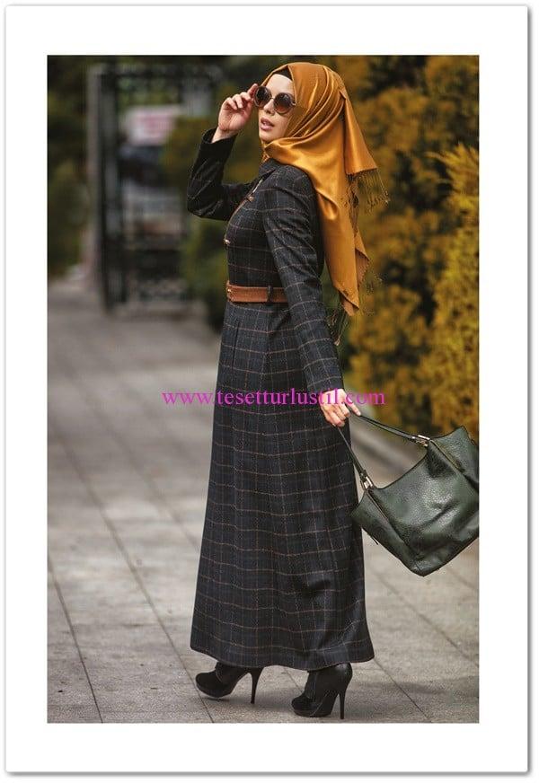7-İklim 2016 tesettür giyim koleksiyonu