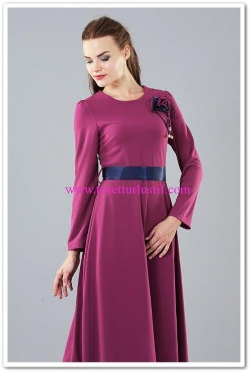 butik-simge-elbise-fusya-100 TL