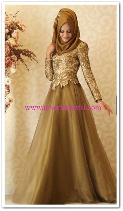 Gamze Polat abiye elbise-545 TL