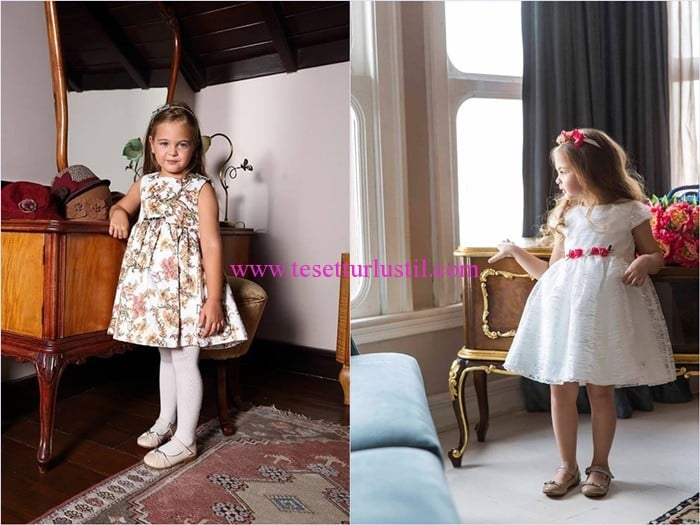Annah Hariri 2016 kız çocuk elbiseleri