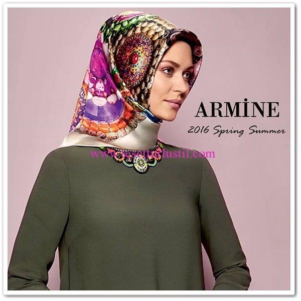 Armina 2016 yaz eşarp koleksiyonu