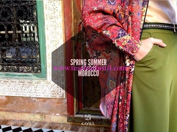 Kayra 2016 spring-summer hijab collection