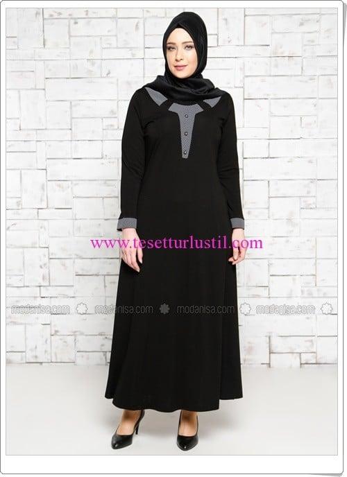dugme-detayli-elbise-siyah-metex-100 TL