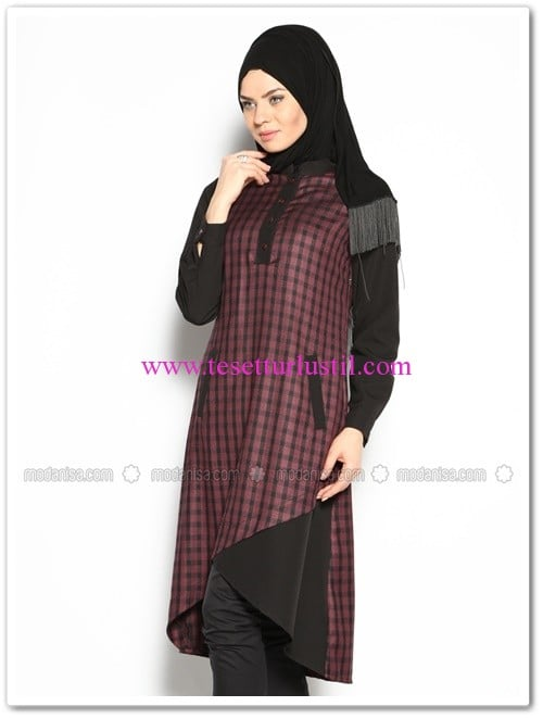ekose-tunik-murdum-cml-collection-60 TL