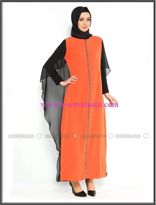 pelerinli-elbise-siyahmercan-duay