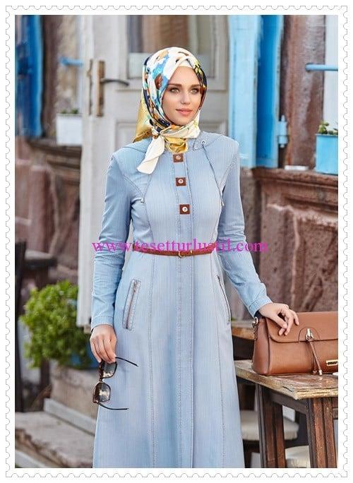Alvina-maryel-flamli-trench-mavi
