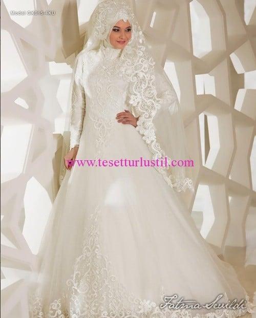 Fatma Sevildi tasarım gelinlikler