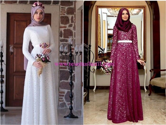 Shayan Sedef abiye elbise modelleri