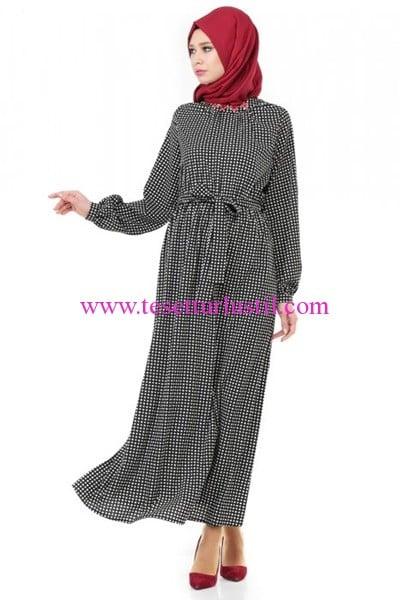 Tekbir-elbise-rose-emp-7722-siyah-100 TL