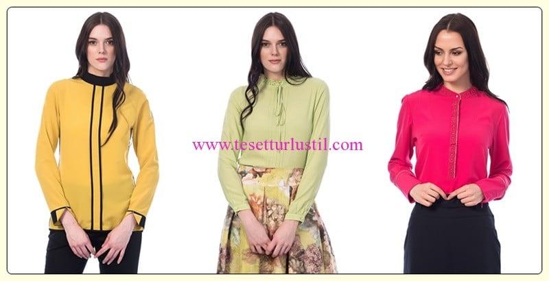 Tuğba 2016 yeni sezon bluz modelleri