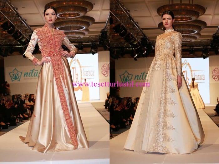 Tuay Karaca 2016 abiye modelleri