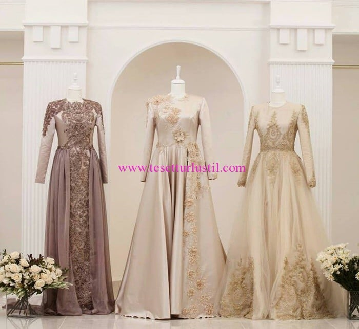 Tuay Karaca yeni sezon abiye elbise koleksiyonu